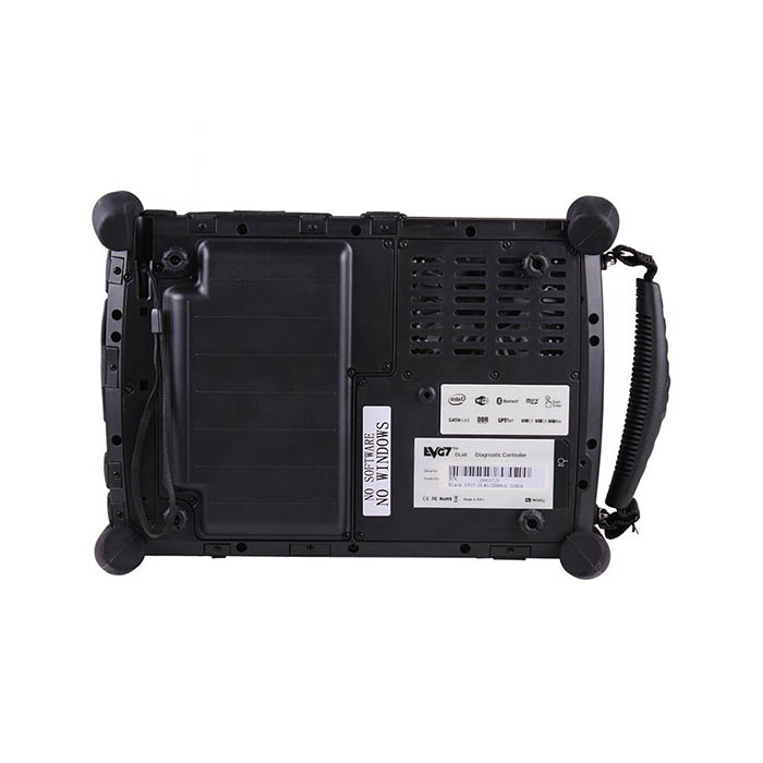 EVG7 Industrial Rugged Diagnostic Controller Tablet PC DL46
