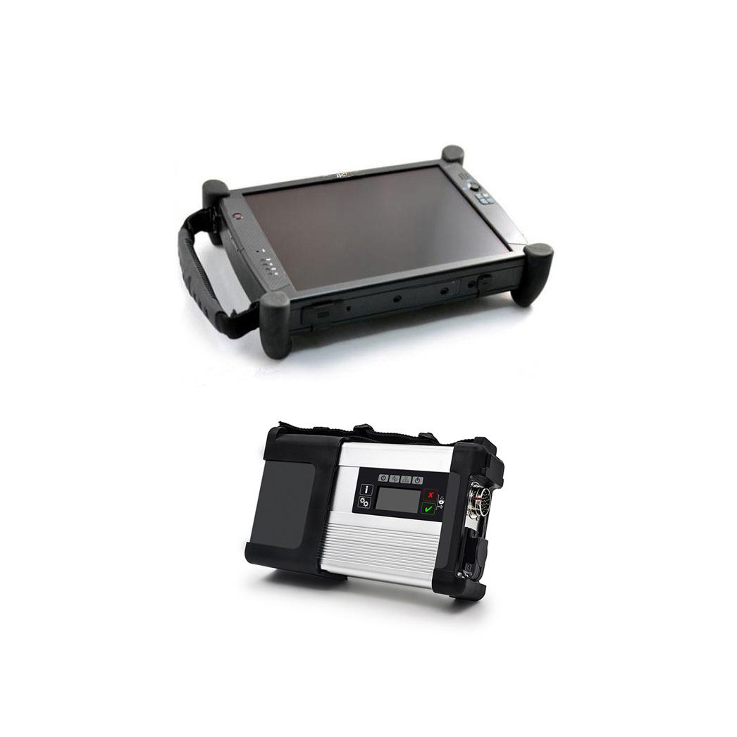 [SET] C5 MB SD Connect + EVG7 DL46 Diagnostic Tablet PC