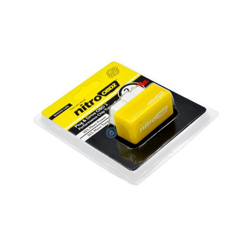 nitroOBD2 Performance Chip Tuning Box Benzine Cars