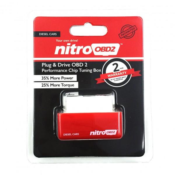 nitroOBD2 Performance Chip Tuning Box Diesel Cars
