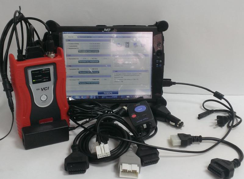 set-gds-vci-with-evg7-tablet-pc