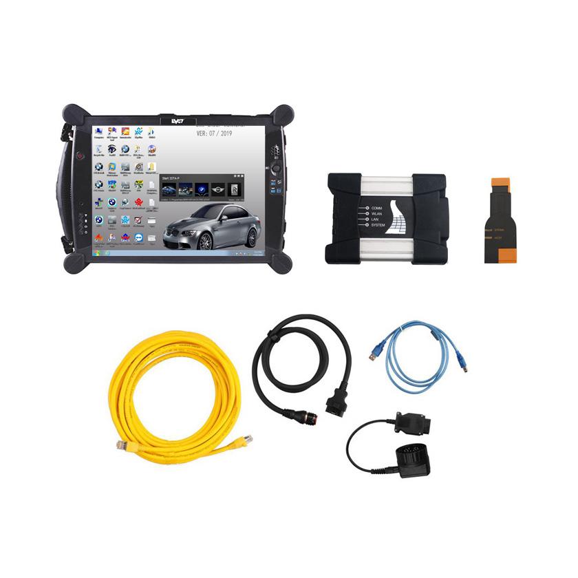 [SET] ICOM for BMW A3+B+C + EVG7 DL46 Diagnostic Tablet PC